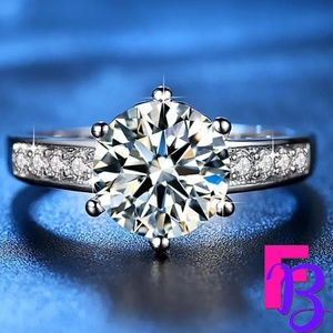 💍 2.75 CT Solitaire Engagement Ring